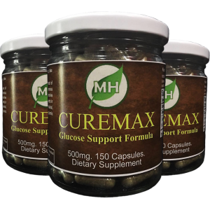 MH Curemax 3-Pack