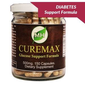 MH Curemax - Diabetes Support Formula